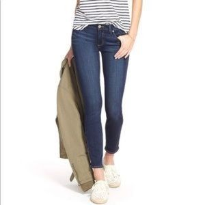 NEW Paige Verdugo Ankle Skinny Jeans in Tami Wash